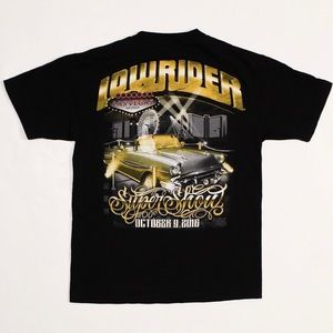 Lowrider Supershow 2016 T-Shirt